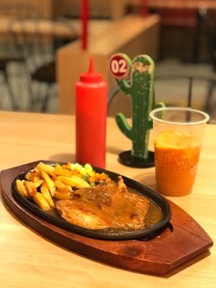 Foto review Fiesta Steak oleh yudistira ishak abrar 2