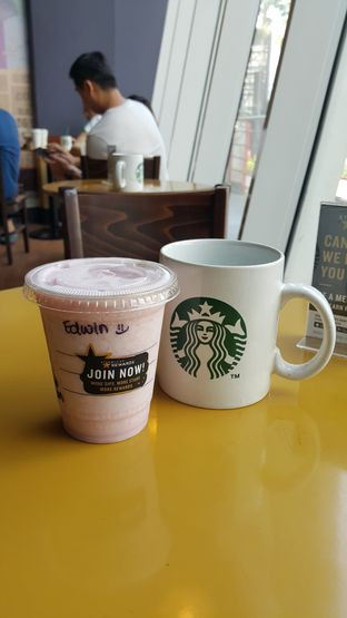 Foto review Starbucks Coffee oleh Edwin Lim (IG : @edwinlim_97) 1