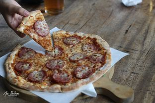 Foto review Woodfired Pizza oleh Ana Farkhana 2
