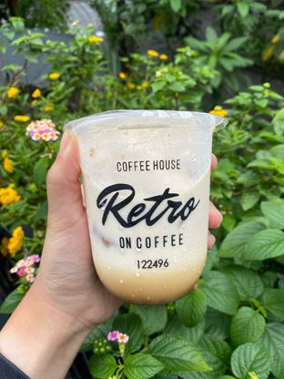 Foto review Retro On Coffee oleh Levina JV (IG : levina_eat ) 12