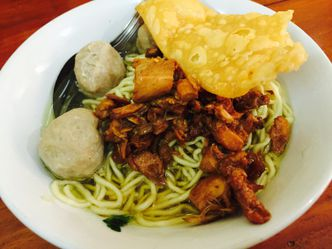 Foto Makanan di Mie Ayam Bakso Yunus