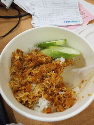 Foto 1 - Makanan di Ayam Keprabon Express oleh Novia Magdalena