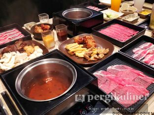 Foto 1 - Makanan di Shaburi Shabu Shabu oleh Andre Joesman