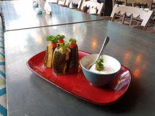 Foto 5 - Makanan(Sebzeli Dolma) di Warung Turki oleh Clara Yunita