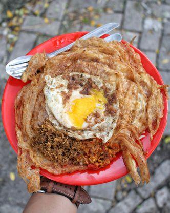 Foto Makanan di Nasi Telor Sentosa