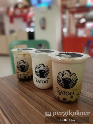 Foto - Makanan di Katoo Boba Bar oleh Selfi Tan