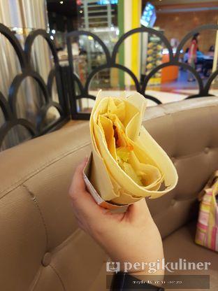 Foto 2 - Makanan di D'Crepes oleh Meyda Soeripto @meydasoeripto