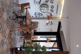 Foto 17 - Interior di Kode-in Coffee & Eatery oleh yudistira ishak abrar