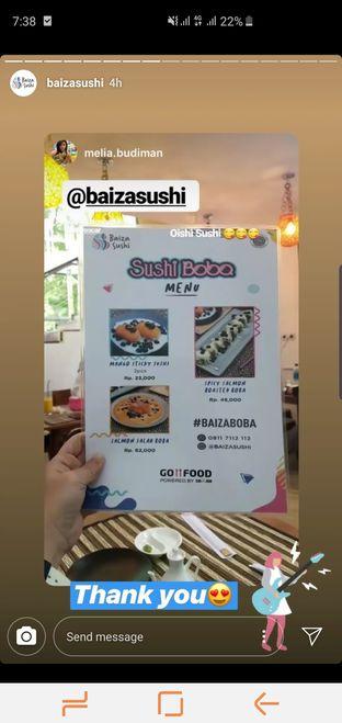 Foto 5 - Menu di Baiza Sushi oleh BiBu Channel