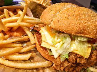 Foto - Makanan(Quattro Cheese Tendercrisp) di Burger King oleh Kevin Suryadi