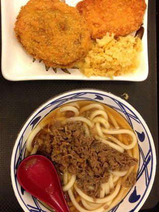 Foto 1 - Makanan di Marugame Udon oleh Almira  Fatimah
