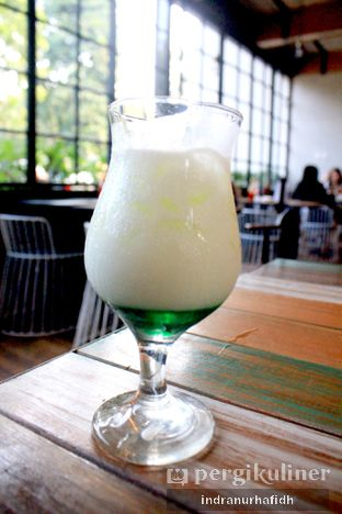 Foto 2 - Makanan(Milky Minty) di B'Steak Grill & Pancake oleh @bellystories (Indra Nurhafidh)