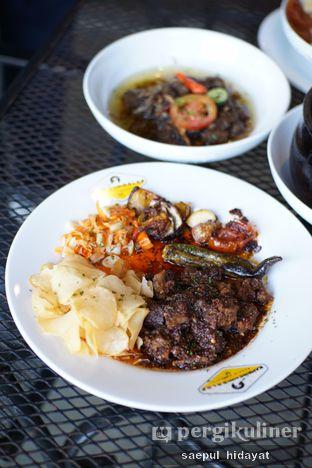 Foto 9 - Makanan di Kambing Babeh Dolof oleh Saepul Hidayat