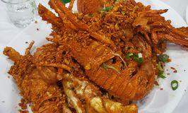 Pulau Sentosa Seafood Market