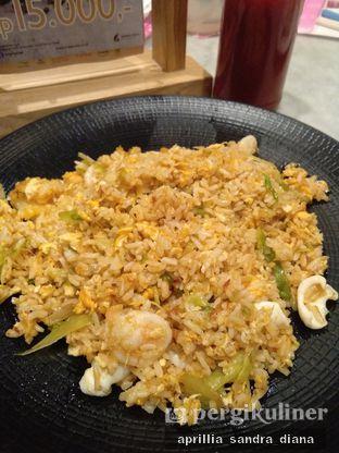 Foto 5 - Makanan(Nasi Goreng Seafood XO sauce) di Imperial Tables oleh Diana Sandra