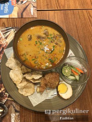 Foto 4 - Makanan di Sate Khas Senayan oleh Muhammad Fadhlan (@jktfoodseeker)