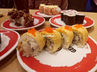Foto 6 - Makanan di Genki Sushi oleh Devi Renat