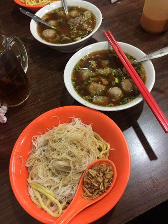 Foto Makanan di Baso Akiaw 99