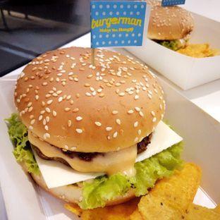 Foto review Burgerman oleh oriezky Andreansyah 2