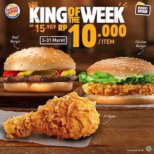 Foto 8 - Menu(Promo Bokek) di Burger King oleh Kezia Kevina