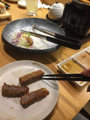 Foto 3 - Makanan di Sushi Hiro oleh @Itsjusterr