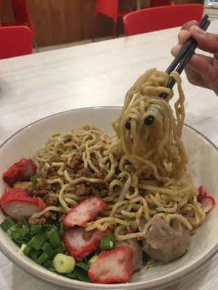 Foto 3 - Makanan di Bakmi Siantar Ko'Fei oleh Deasy Lim