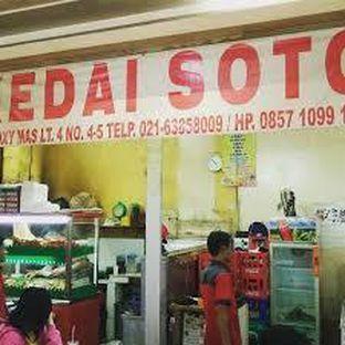 Foto 2 - Makanan di Kedai Soto oleh Dede_agus