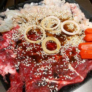 Foto 8 - Makanan di Hayaku Steamboat and Yakiniku oleh denise elysia