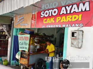 Foto review Soto Ayam Cak Pardi oleh Tirta Lie 2