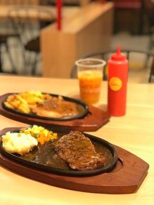 Foto review Fiesta Steak oleh yudistira ishak abrar 1