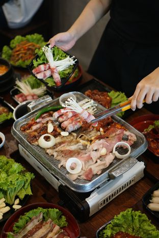 Foto 5 - Makanan di Ssikkek Express oleh Kevin Leonardi @makancengli