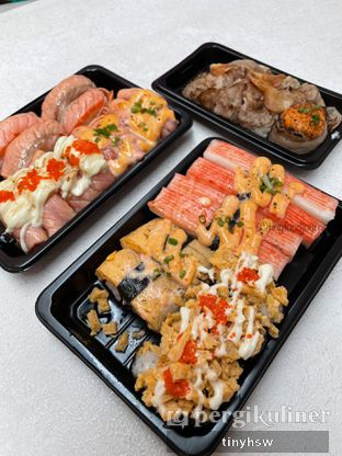 Foto review Sushi Go! oleh Tiny HSW. IG : @tinyfoodjournal 4