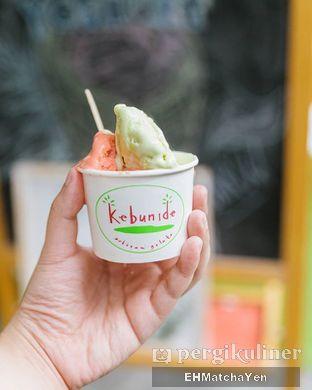 Foto - Makanan(Strawberry & Pokcoy Lime Gelato) di Kebun Ide oleh Endjie Herawati @eh.matchayen