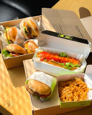Foto review Burger Bangor oleh Makan Samacici 1