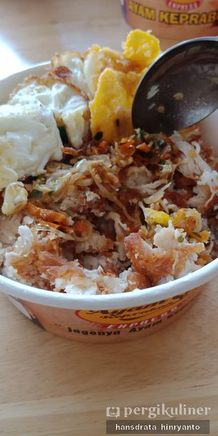 Foto review Ayam Keprabon Express oleh Hansdrata.H IG : @Hansdrata 1