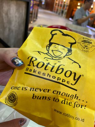 Foto review Roti Boy oleh Andri Irawan 1