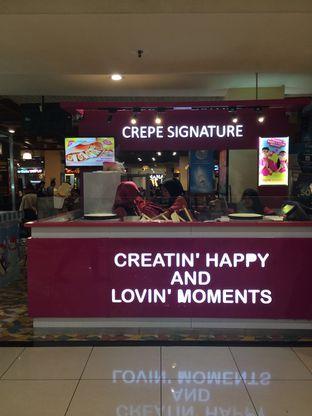 Foto review Crepe Signature oleh Elvira Sutanto 3