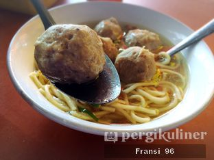 Foto 2 - Makanan di Mie Bakso Kocok Bandung oleh Fransiscus