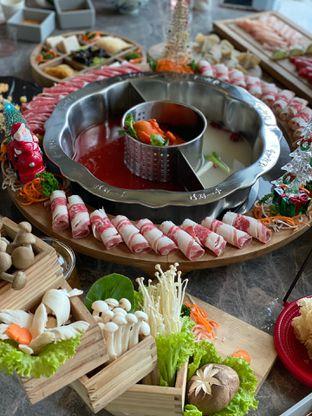 Foto review Chongqing Liuyishou Hotpot oleh heiyika  3