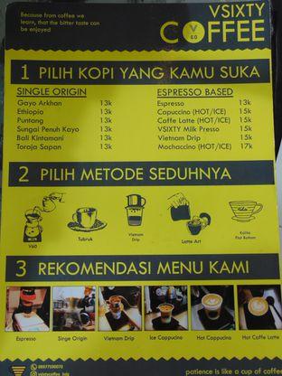 Foto 5 - Menu di VSIXTY COFFEE oleh Kuliner Addict Bandung