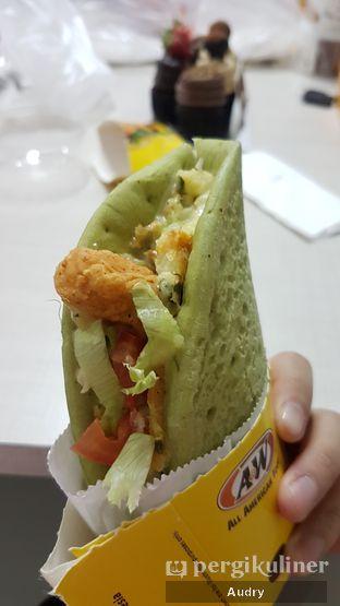 Foto 2 - Makanan di A&W oleh Audry Arifin @thehungrydentist