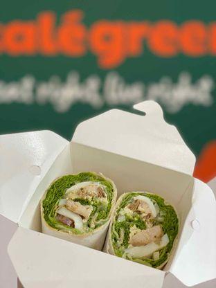 Foto review Kalegreen Salad Bar oleh Jeljel  3