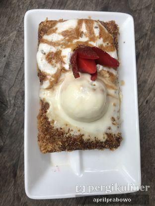 Foto 3 - Makanan(Pisang Karamel) di Omah Sendok oleh Cubi