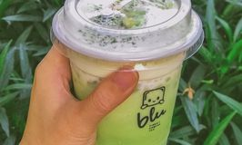 Blu Cheese Tea