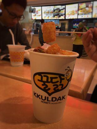 Foto 1 - Makanan di Kkuldak oleh Black Spoons