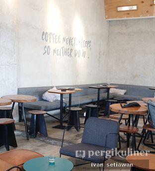 Foto 4 - Interior di Crematology Coffee Roasters oleh Ivan Setiawan