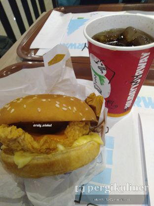 Foto 3 - Makanan di Burger King oleh Ruly Wiskul