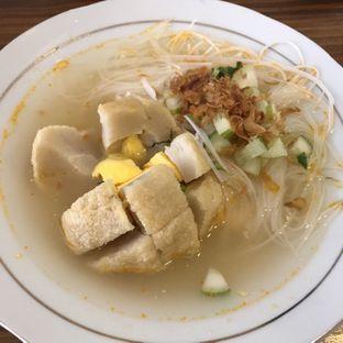 Foto 1 - Makanan(Kapal Selam Kuah Model) di Pempek Puteri Sriwijaya oleh dishwasher