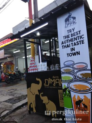 Foto - Makanan(booth Dimak) di Dimak Thai Tea oleh Dimak Thai Taste