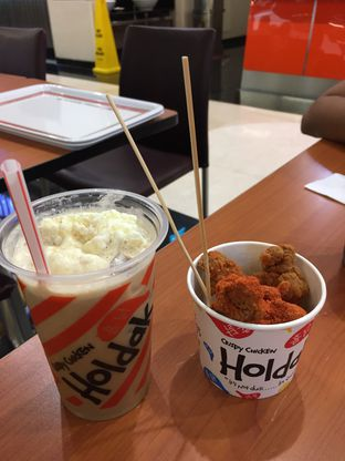 Foto 6 - Makanan di Holdak Crispy Chicken oleh Yohanacandra (@kulinerkapandiet)